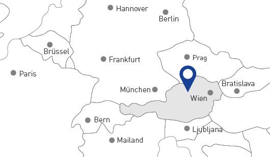 Standort Eisenbeiss Österreich