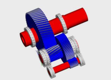 Getriebe Reparatur Re-Engineering