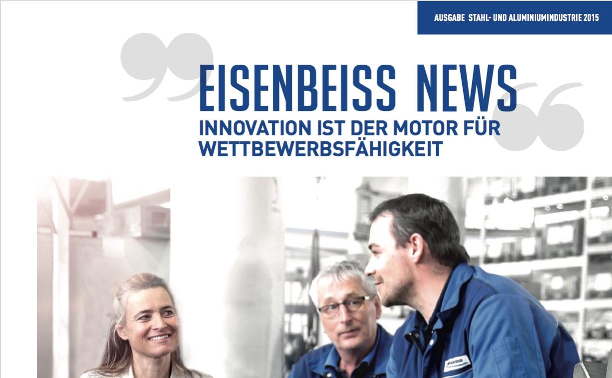 Eisenbeiss News Stahl- u. Aluminiumindustrie